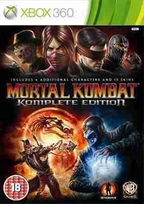 Descargar Mortal Kombat Komplete Edition [MULTI][Region Free][XDG2][SPARE] por Torrent